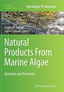 Natural Products From Marine Algae: Methods and Protocols