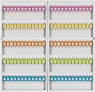 Armoire à Clés L'armoire À Clé Convient À 120 Clés Appropriées pour Se Placer sur Le Mur Convient pour Le Stockage De Bure...