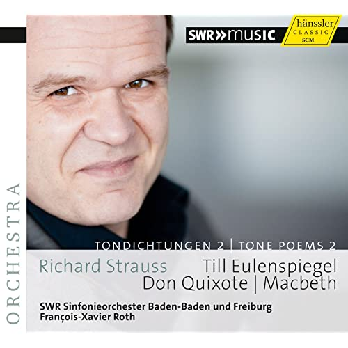 Richard Strauss: Tone Poems, Vol. 2