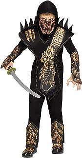 ninja skeleton