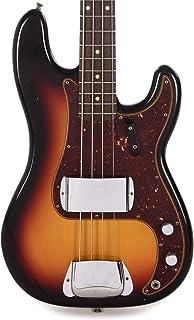 "$3780 » Fender Custom Shop 1960 Precision Bass""CME Spec"" Journeyman Relic Aged 3-Tone Sunburst"