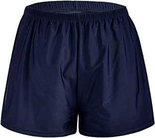 Firpearl Women's Swim Board Shorts Sport Boyleg Trunk Swimwear Bottom