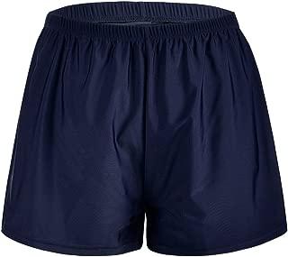 Firpearl Women's Swim Bottom Board Shorts Sport Boyleg Trunk Swimwear Bottom