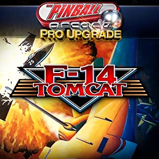 Pinball Arcade F-14 Tomcat Pro Upgrade - PS4 [Digital Code]