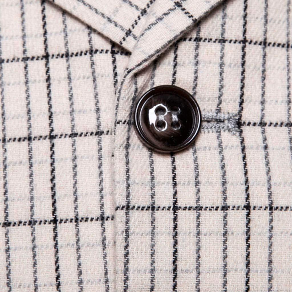 Mens Single Breasted Waistcoat Vintage Formal Business Tuxedo Suit Vest