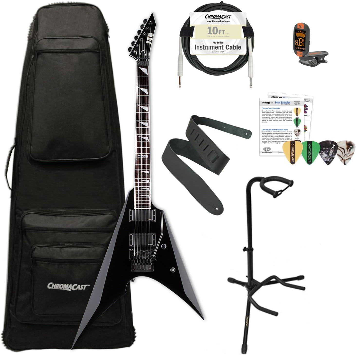 Deluxe ESP LTDARROW401BLK-Kit01 Electric Max 60% OFF Guitar