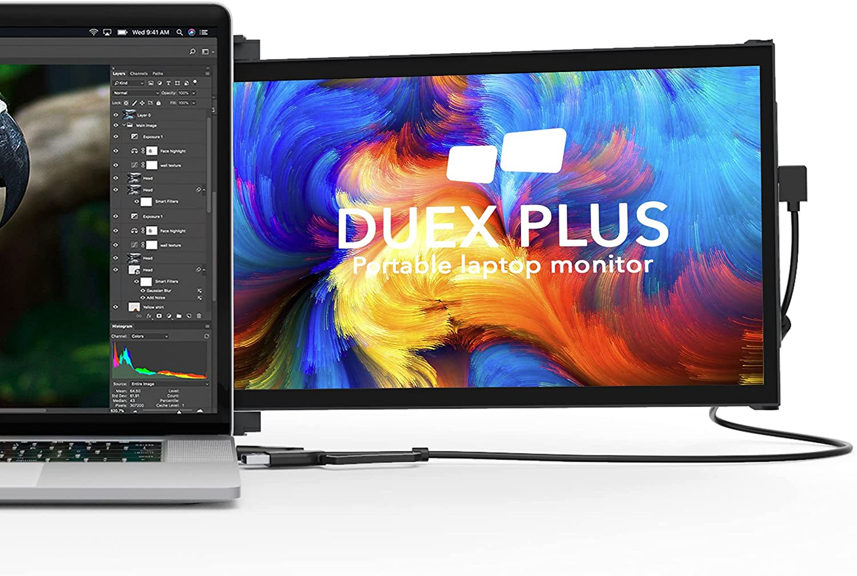 New Mobile Soldering Pixels Duex Plus Portable IPS HD 13.3