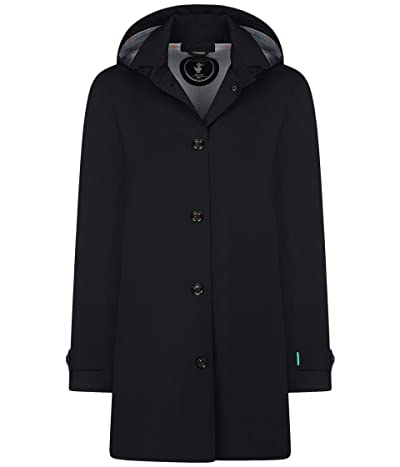 Save the Duck Grin X Coat (Black) Women