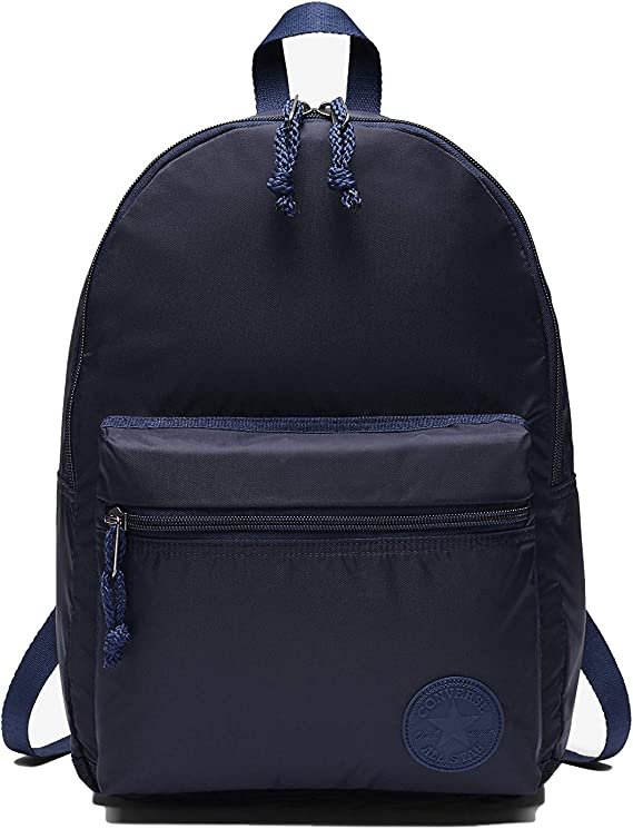 Amazon.com: Converse Kids' Packable Backpack (Navy (9A5258-B9P ...