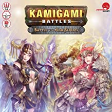Kamigami Battles: Battle of The Nine Realms Card Game