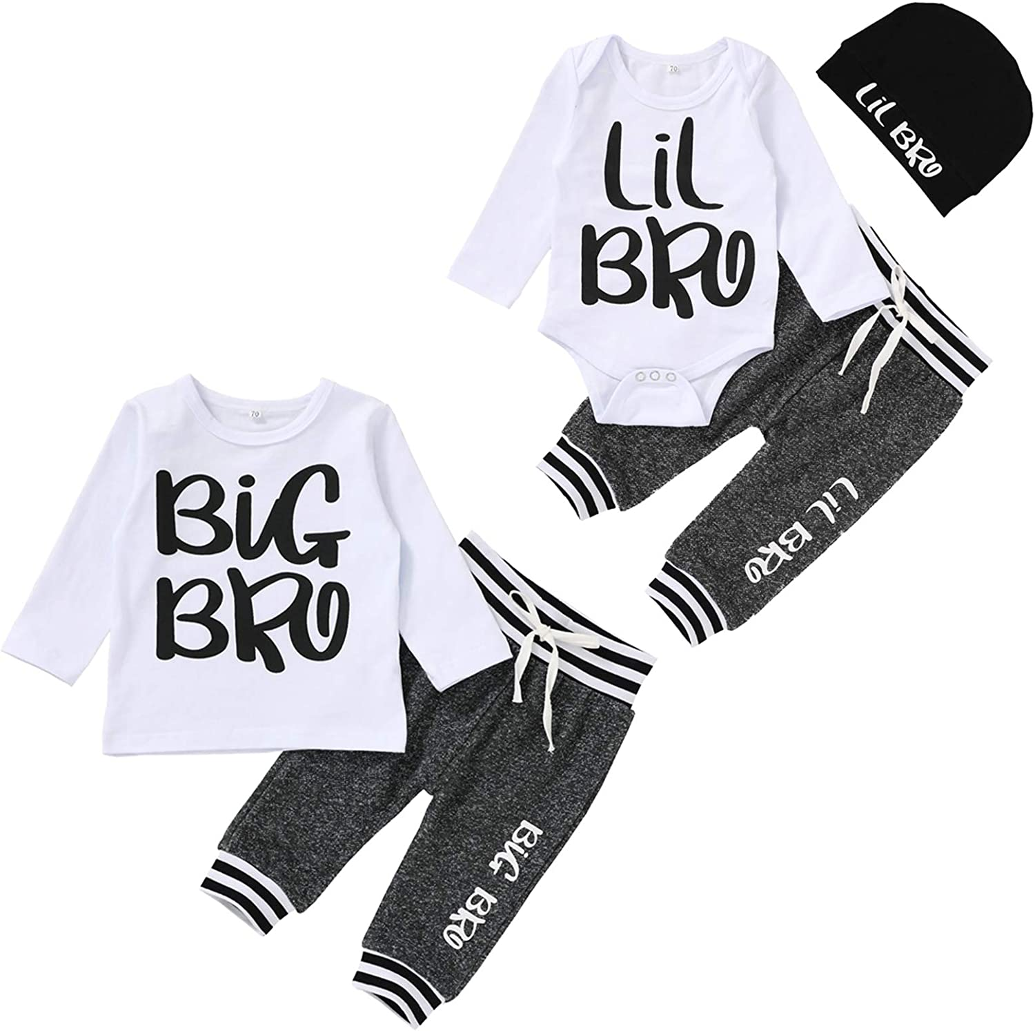 Baby store Boy Brother Matching Outfits SALENEW very popular Little Big Kids Lo