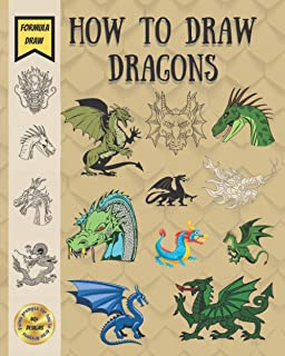 How to draw Dragons: Perfect prompt designs to improve the artist in you