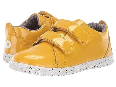 Bobux Kids Grass Court Waterproof (Toddler/Little Kid) (Yellow) Kid