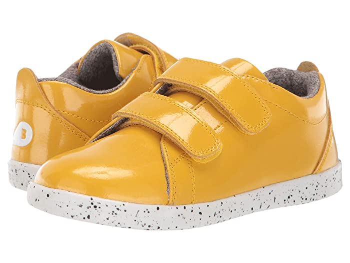 Bobux Kids  Grass Court - Waterproof (Toddler/Little Kid) (Yellow) Kids Shoes