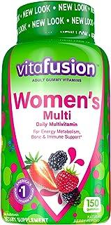 Vitafusion Women's Gummy Vitamins, Mixed Berries, 150 Count