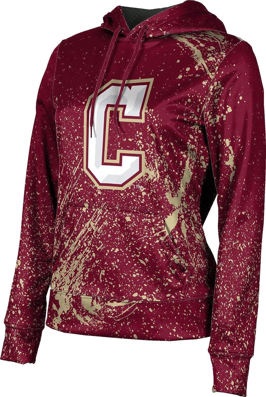 ProSphere College of Charleston University Girls' Pullover Hoodie, School Spirit Sweatshirt (Splatter)