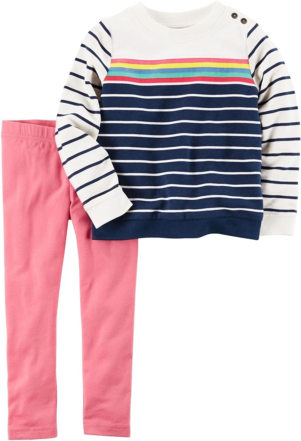 70% OFF Inventory cleanup selling sale Outlet Carter's Girls' 2 Pc Sets Playwear 259g372