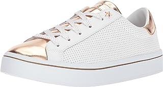 Skechers Womens 981 Hi-lite - Metallic Toe and Tongue