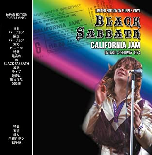 Best black sabbath california jam Reviews