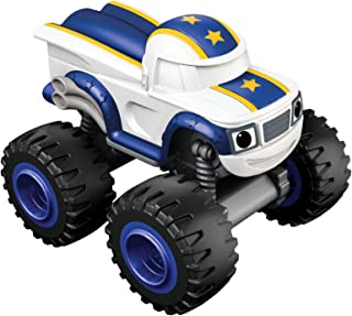 Fisher-Price CGF20 Blaze & The Monster Machines Core Diecast, Multi-Colur
