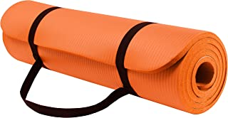 Exercise Mat for Home Workout | Extra Thick Yoga Mat 10mm Thick Exercise Mat | Fitness Mat Anti Slip Yoga Mat with Carryin...
