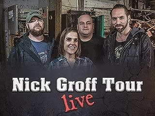 Nick Groff Tour Live
