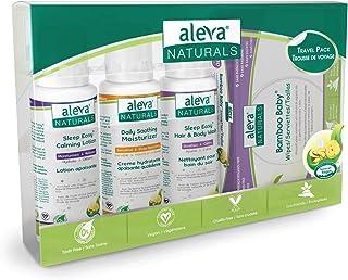 Aleva Naturals Aleva Naturals Newborn Travel Kit, 500 Grams