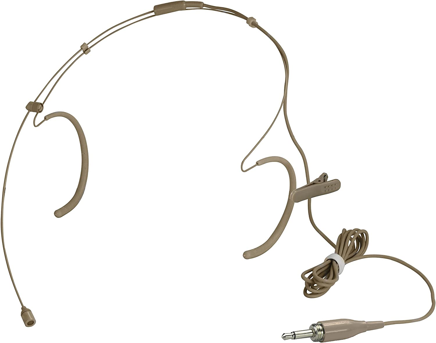 HEIMU Double Earhook San Max 73% OFF Diego Mall Wired Omni-Directional Microph Boom Headset