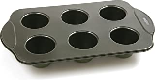 Norpro Linking Popover Pan, Silver