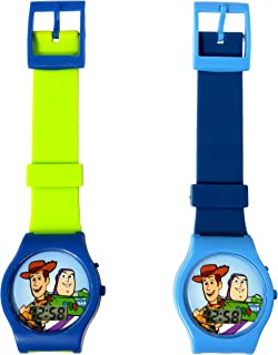 Toy Story 4 Digital Watch on Blister Card 2 Asstd. - 2 PCS
