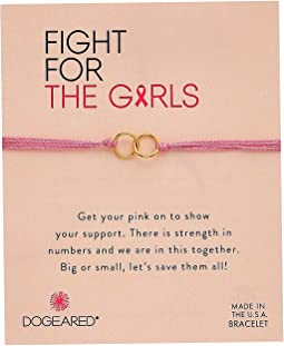 Fight for the Girls Bracelet