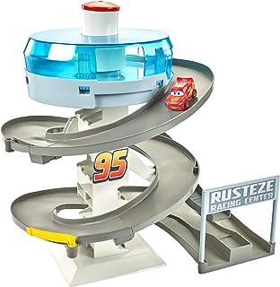 Disney Pixar Cars Mini Racers Rust-Eze Spinning Raceway, Multi-Colour, 20 cm, Fyn86