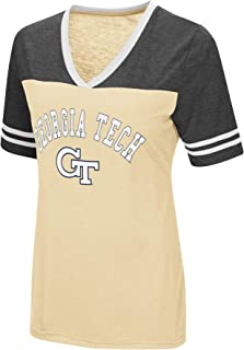 georgia tech white and gold