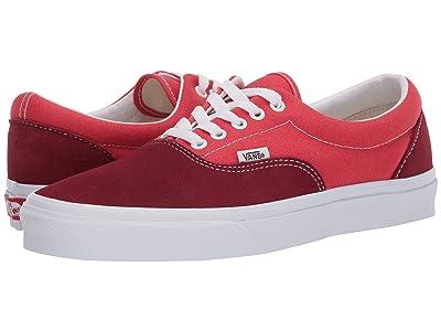 Vans Eratm ((Retro Sport) Biking Red/Poinsettia) Skate Shoes