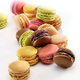 フランス直輸入 Pasquier パスキエ マカロン セレクション(Macarons 6 flavours) 12個入 [並行輸入品]...