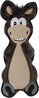 Floppyz Squeaks When You Shake Squeaky Plush Toy for Dogs by Outward Hound