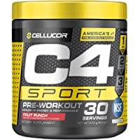 2 Pack 30 Servings Cellucor C4 Sport