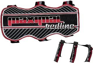 Maximal New Archery Short Adult Armguard Redline Single