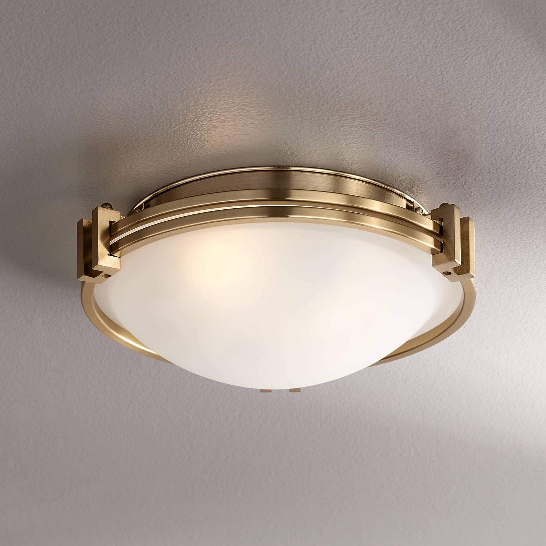 Deco Modern Ceiling Light Flush Super beauty product restock quality top Mount 4