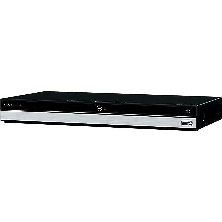 シャープ AQUOSブルーレイレコーダー 1TB 3チューナー Ultra HDブルーレイ対応 4K対応 BD-UT1100