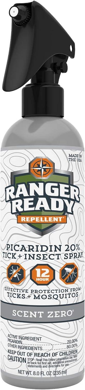 Ranger Ready Picaridin Spray