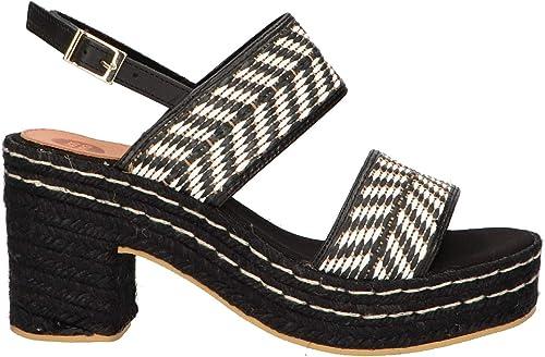 GIOSEPPO Sandales pour Femme 44781 noir
