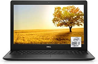 "Dell Inspiron 15 3000 Series 3593 Laptop 2021 Newest, 15.6"" HD Non-Touch, 10th Gen Intel Core i3-1005G1 Processor, 8GB RA..."