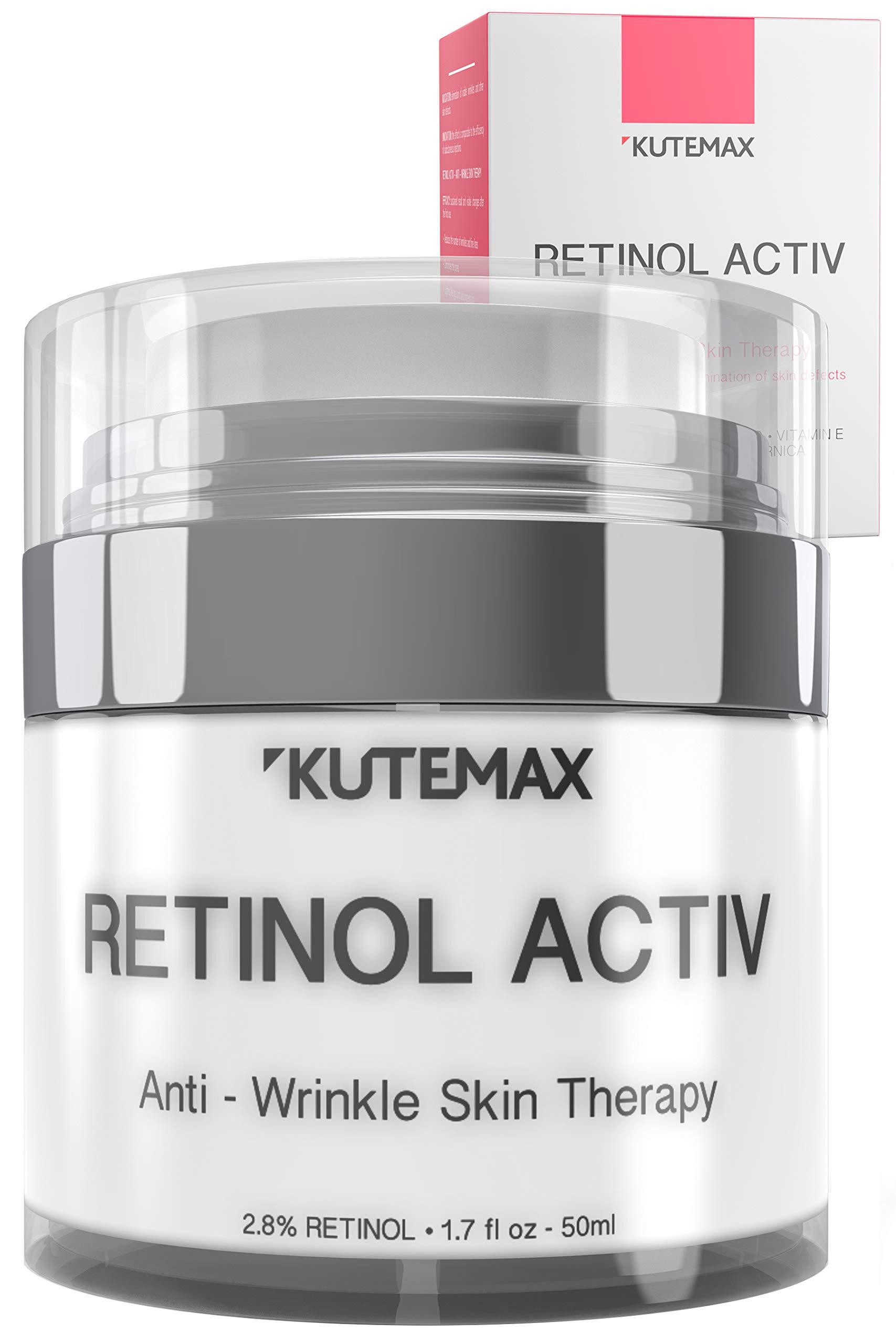 Retinol Night Cream Anti Age Ingredients