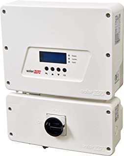 SolarEdge SE10000H-US000NNU2 Single-Phase String Inverter, Transformless, 240V
