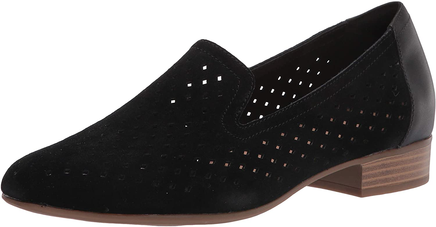 Clarks Super intense At the price of surprise SALE Women's Juliet Flat Loafer Hayes