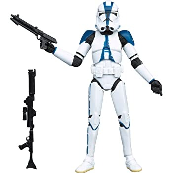 Star Wars Revenge Of The Sith The Vintage Collection Clone Trooper 501st Legion Figure Amazon Co Uk Toys Games