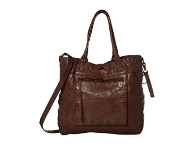 FRYE AND CO. Rubie Tote (Dark Brown) Tote Handbags