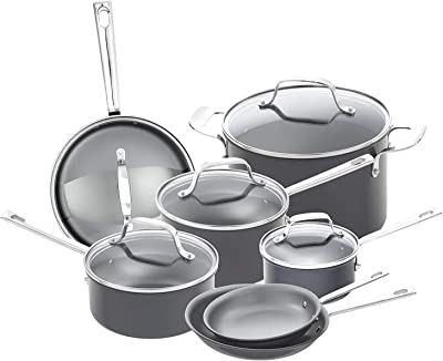 Amazon Com All Clad Ns1 Nonstick Induction 13 Piece