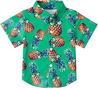children hawaiian shirt